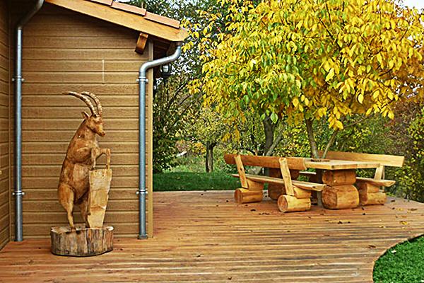Atelier RG : Création bois
